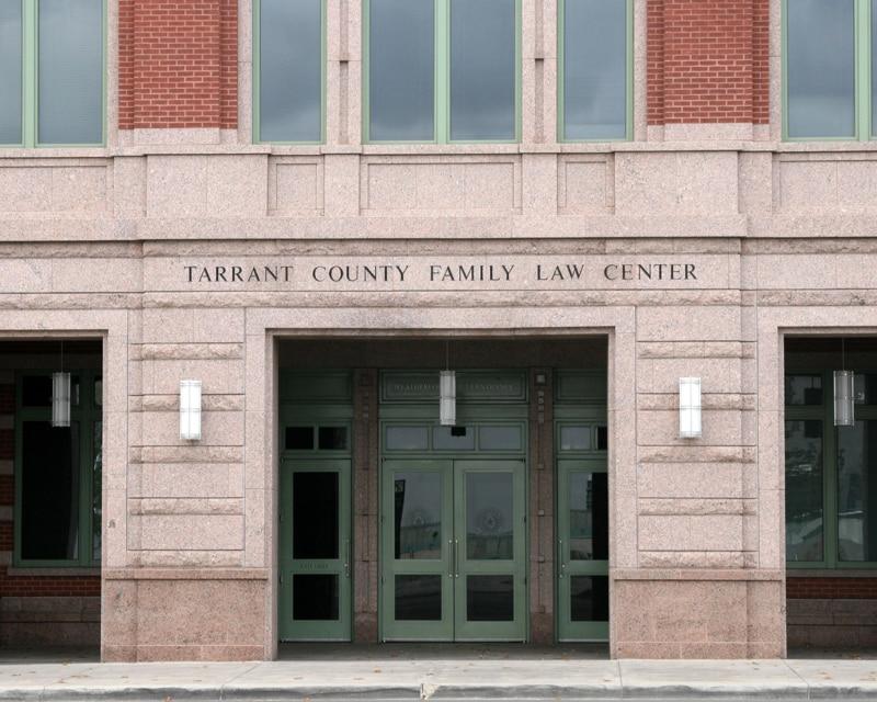 Tarrant County Divorce Court