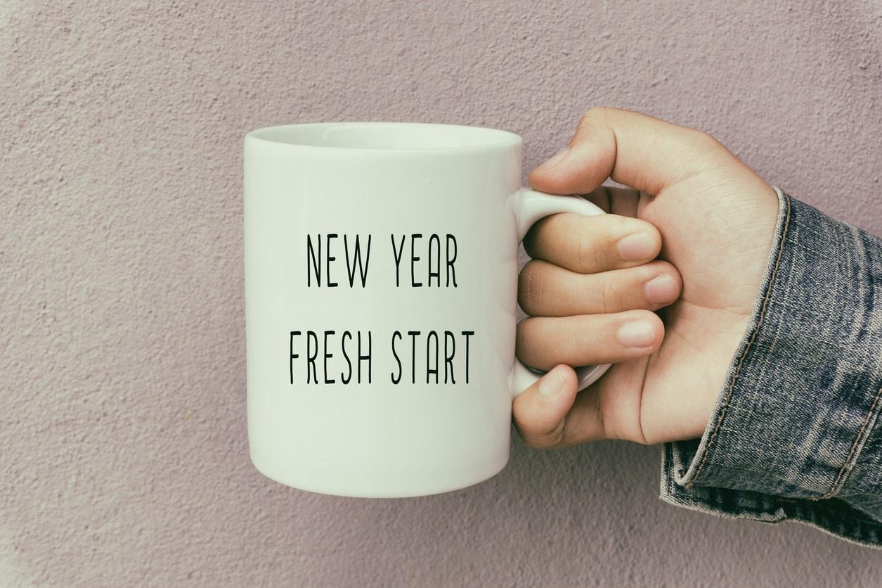 New Year Resolution - Divorce
