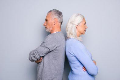 Financial Implications of Gray Divorce | Law Office of V. Wayne Ward